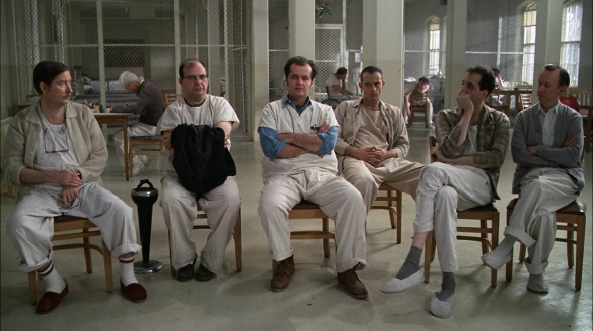 one flew over the cukoos nest Find movies and tv shows similar to one flew over the cuckoo's nest stream  or download now on fandangonow.