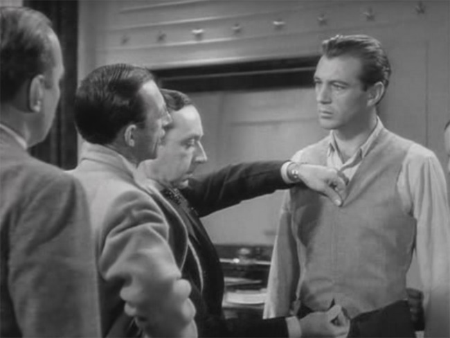 Mr Deeds Goes Town 1936