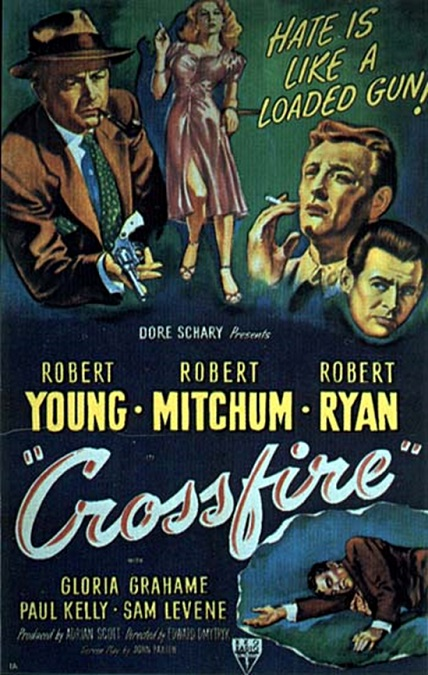 Amazon.com: Watch Crossfire (1947)   Prime Video