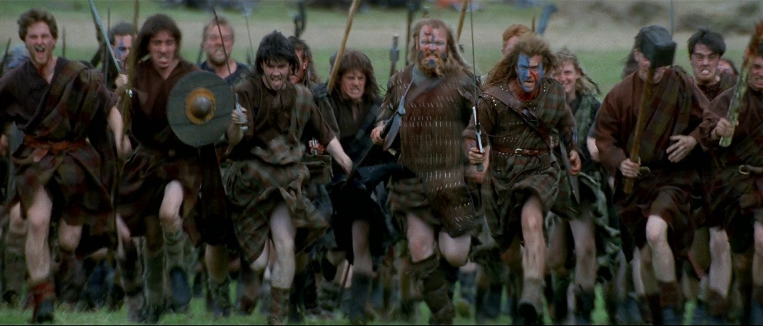 1995 Braveheart on oscar 2015 best picture nominees