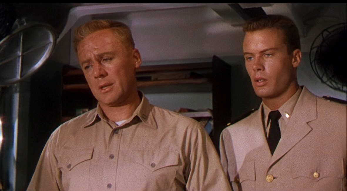 movie the caine mutiny evaluating Finally, the caine mutiny script is here for all you quotes spouting fans of the movie starring humphrey bogart this script is a transcript that was painstakingly transcribed using the screenplay and/or viewings of caine mutiny.