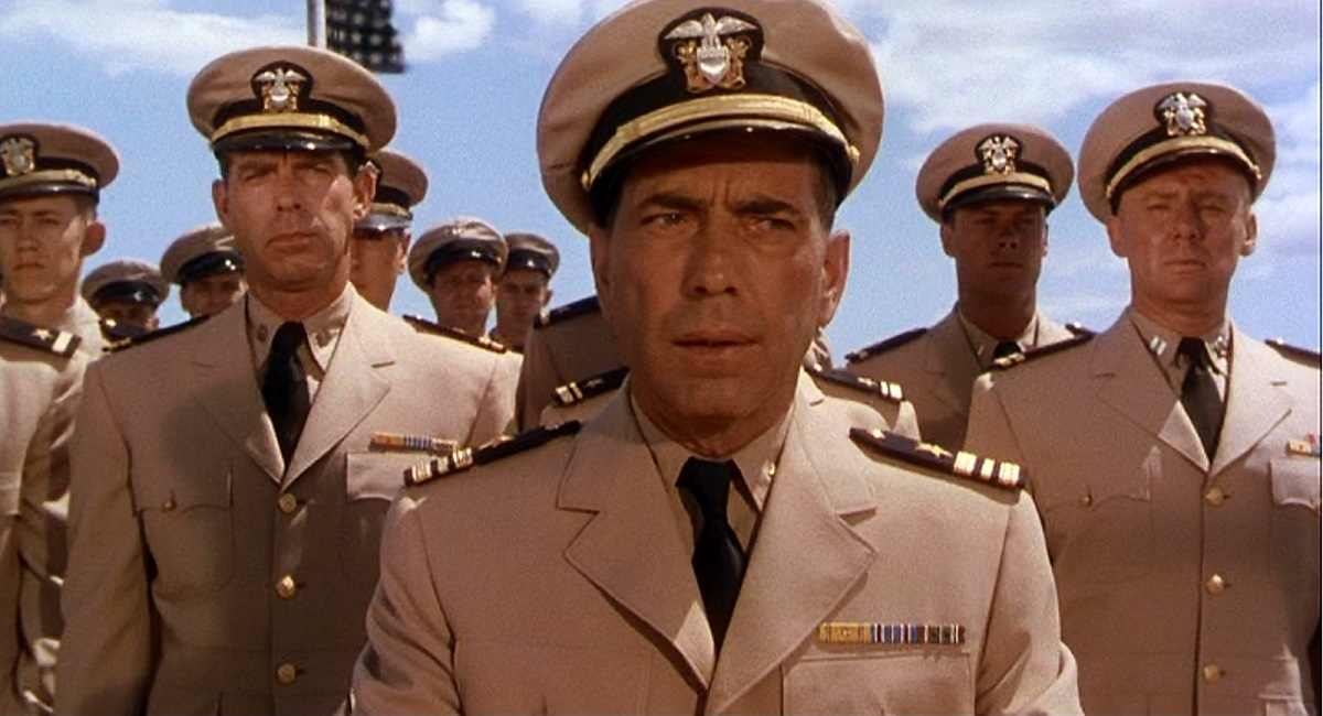 caine mutiny leadership Not only is the caine mutiny spectacularly good film making, it also gives some insight into virtues like loyalty, leadership, & followership (spoiler alert) (spoiler alert) what i think is a particularly good lesson in this film is the idea of respect for a position or office, even when we might not like the cut of his suit as mr.