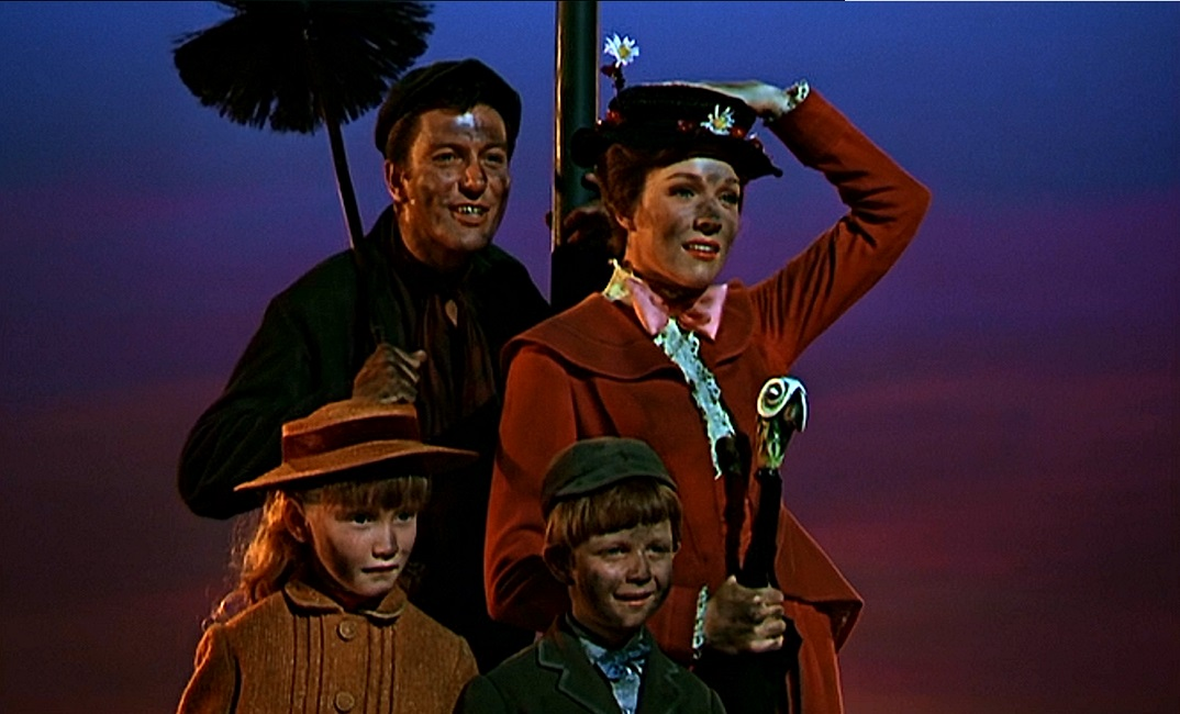 1964 Mary Poppins on oscar award category