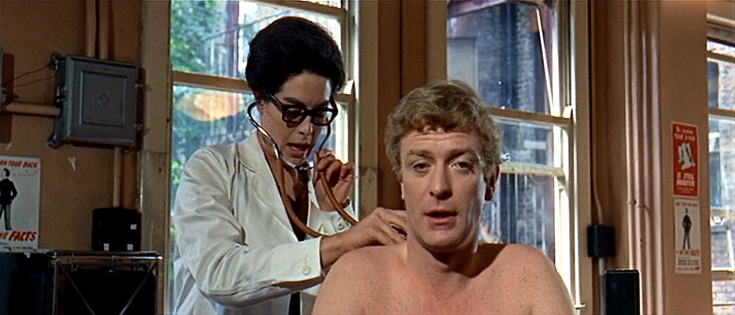Alfie (1966) Starring: Michael Caine, Shelley Winters ...