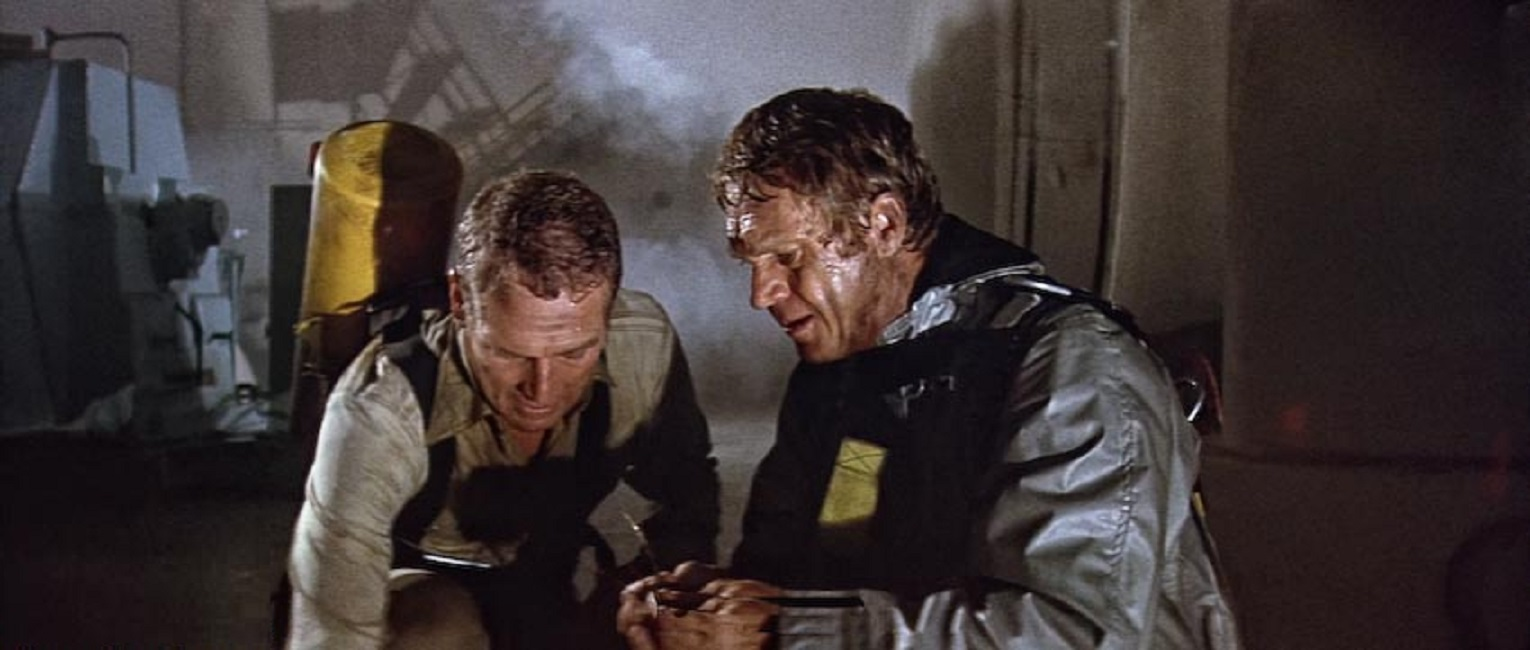 1974 The Towering Inferno Academy Award Best Picture