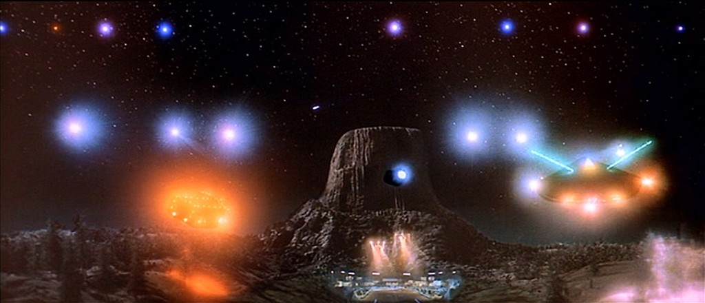 Risultati immagini per close encounters of the third kind