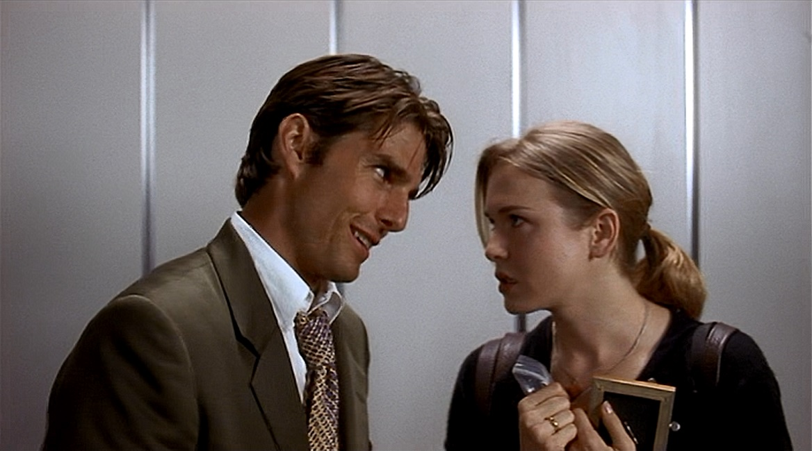 Valentine's Day Movies Jerry Maguire