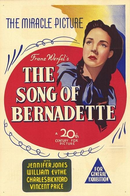 1943 – The Song of Bernadette – Academy Award Best Picture Winners