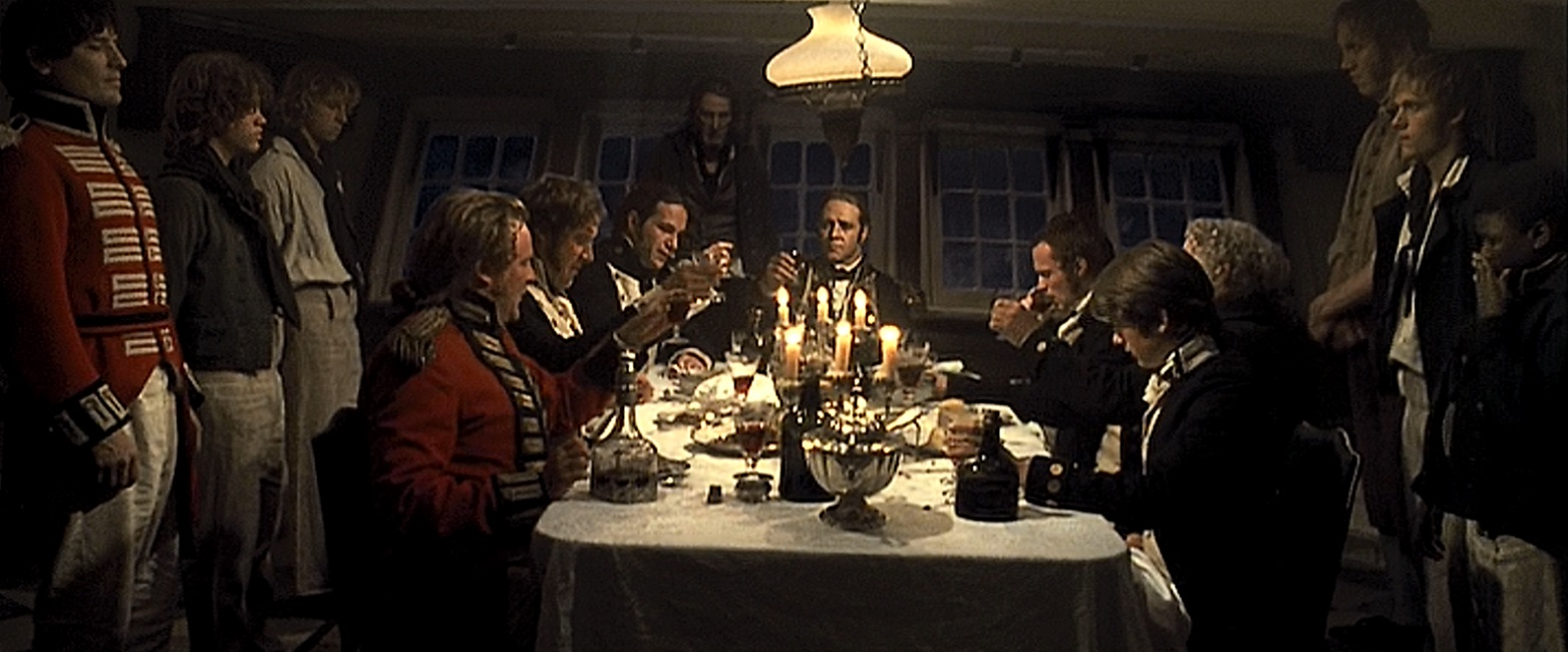2003 – Master and Commander: The Far Side of the World – Academy ...