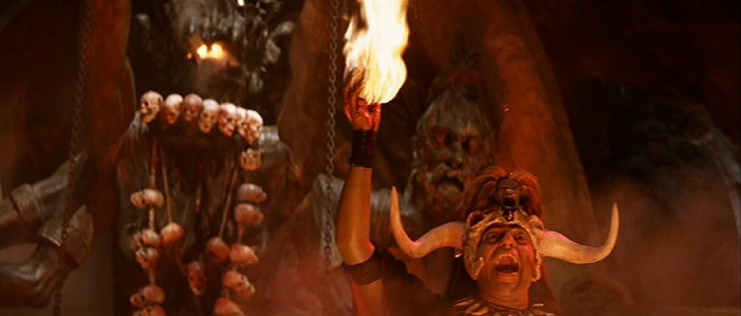 1984 – Indiana Jones and the Temple of Doom (WINNER