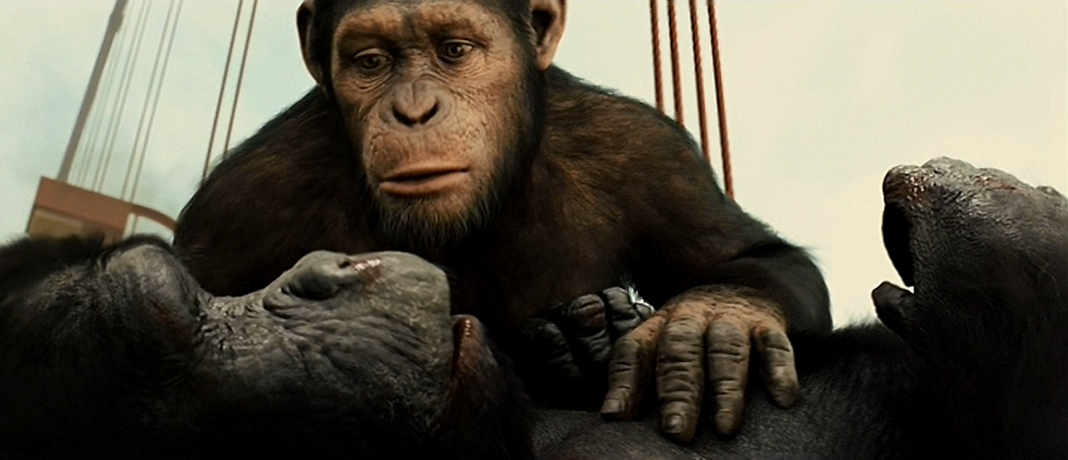 2011 Rise Of The Planet Of The Apes Academy Award Best Picture Winners